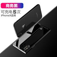 背夹充电宝电池苹果X超薄20000专用毫安iphoneX背夹式便携通用手机壳大容量创意无线冲1000