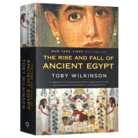 The Rise and Fall of Ancient Egypt 古埃及兴衰史 英文原版 古埃及文明史 Toby W