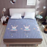 1米8x2米床�|子�棉薄款床褥子1.35m一米二 五床褥�|可�C洗可定做