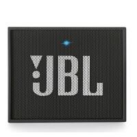 JBL GO音乐金砖无线蓝牙音响户外迷你音箱便携HIFI通话黑色