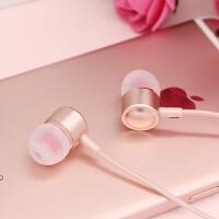 【礼品卡】唱吧全民K歌入耳式苹果oppoR9安卓通用女生vivo耳机 带麦