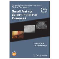 【预订】Blackwell's Five-Minute Veterinary Consult Clinical Comp