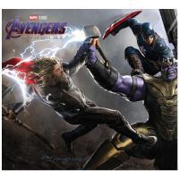 【现货】英文原版 复仇者联盟4 终局之战 电影艺术画册设定集 Marvel's Avengers: Endgame -