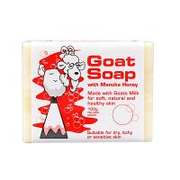 保税区直发 澳大利亚Goat Soap 纯手工山羊奶皂100g 蜂蜜味