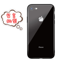 苹果8plus手机壳iphone xs max女款6splus玻璃xr套7plus全包xsmax 苹果6plus/6s