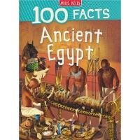 100 Facts Ancient Egypt 古代埃及的100个事实 英语百科科普 儿童英文读物 英文原版进口图书