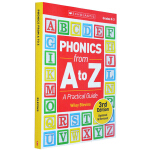 Phonics from A to Z 第3版 A Practical Guide 自然拼读实操指南 教材教辅 英文原