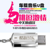 汽车载高清影音专用USB优盘挑逗激情诱惑中文DJ劲爆音乐歌曲16G