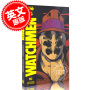 现货 守望者 透镜版 DC漫画 英文原版 Watchmen: International Lenticular Edition 阿兰・摩尔 Alan Moore 雨果奖