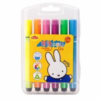 晨光米菲系列水彩笔 三角杆可洗美术绘画笔 涂鸦笔 软头彩绘笔 90181(12色)90182(18色)90183(24