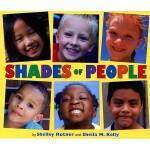 英文原版 我们不同肤色 低幼启蒙认知 摄影图集 Shades of People