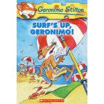 Surf's Up Geronimo!(Geronimo Stilton #20)老鼠记者20ISBN9780439691437