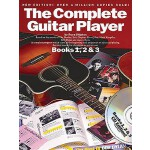【预订】The Complete Guitar Player Books 1, 2 & 3: Omnibus Edit