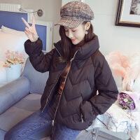 冬季羽绒棉衣服女2018新款短款面包服ins小棉袄韩版学生bf外套潮
