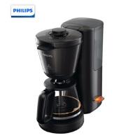 飞利浦(PHILIPS)咖啡机 家用型智能科技滴滤式咖啡壶 HD7685/90