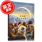 英文原版 七个世界,一个星球 BBC自然史 精装 Seven Worlds One Planet