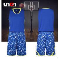 男女篮球衣大学生比赛球服 篮球服套装 定制篮球训练服队服背心