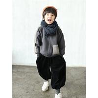 童装男童卫衣儿童宝宝保暖上衣