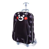 KUMAMON 熊本熊-16寸儿童拉杆包 开口笑 GZ0123