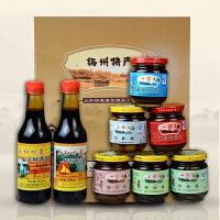 【江苏高邮馆】扬州特产三和四美酱菜 精品大礼盒