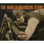 英文原版 哈雷・戴维森的故事 The Harley-Davidson Story: Tales from the Ar