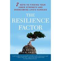 英文原版 影响抗逆力的因素 The Resilience Factor