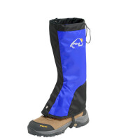 户外登山徒步沙漠防沙鞋套男款滑雪防水护腿脚套女