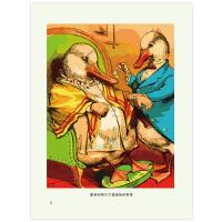 正版 鹅妈妈的童谣 全10册 国际大师儿童精品绘本系列 在窗下 孩子的第一本读物3-6岁儿童课外书 引领少儿成长的启蒙