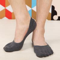 五指袜 男士袜 夏季船袜 彩趾袜子 隐形船袜 运动袜 均码