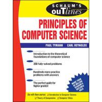 英文原版 计算机科学原理纲要 Schaum's Outline of Principles of Computer Sc