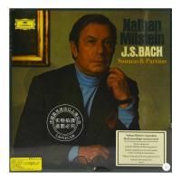 现货 [中图音像]【黑胶】米尔斯坦演奏的巴赫奏鸣曲与帕蒂塔 3LP J.S. Bach: Sonatas & Part