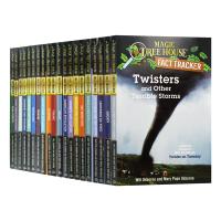 神奇树屋小百科系列1-20册 英文原版 Magic Tree House Fact Tracker 儿童章节趣味故事书美