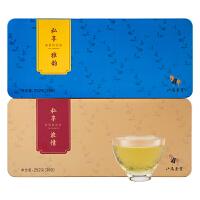 八马茶叶 铁观音茶叶安溪乌龙茶清香浓香型新茶私享系列组合504g