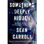 英文原版 深藏之物:量子世界和时空的出现 Sean Carroll 物理学科学 Something Deeply Hi