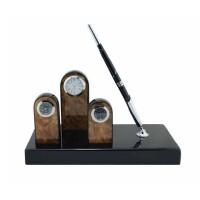 好吉森鹤/北京50元包邮//德国公爵 DUKE 时尚系列 台笔三号 办公台笔/钢笔/签字笔--1套+送品
