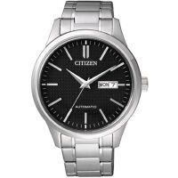 西铁城citizen-机械男士手表系列 NH7520-56EB 男士机械表