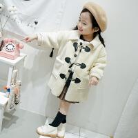 女宝宝外套秋冬装女童装春秋季公主女婴儿洋气大衣