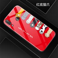 联想z5手机壳玻璃后盖保护套Lenovo L78011个性全包边防摔硅胶硬壳卡通简约男女款
