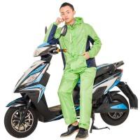 雨衣雨裤套装男女成人情侣分体雨衣单人骑行摩托电动车雨衣