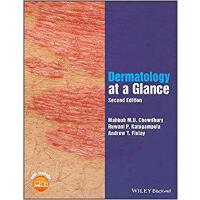 【预订】Dermatology At A Glance, 2Nd Edition 9781119392613