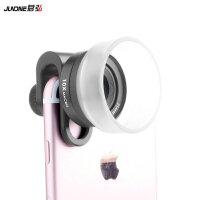 手机镜头通用微距珠宝钻石昆虫植物细节拍摄拍照镜头适用苹果 JH-25MM微距镜头