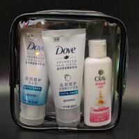 实用旅行配件3件套洗发水+护发素+沐浴露套装游泳健身旅行便携洗漱