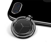 手机指环支架创意薄款金属手机扣支架指环扣粘贴式懒人手环