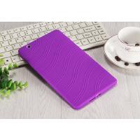 华为m3保护套8.4寸平板电脑皮套 BTV-W09/DL09手机保护壳硅胶软套华为M3保 8.4寸M3 紫色