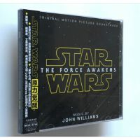 原装正版 约翰威廉姆斯 星球大战:原力觉醒 电影原声带 原声碟 CD