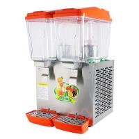 商用双缸搅拌式冷饮机自助餐 全自动冷热饮果汁机奶茶机