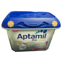 【当当海外购】保税区发货 德国Aptamil爱他美白金版 1段 婴儿牛奶粉800g(3-6个月宝宝)宝盒装 完好