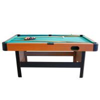 桌球台儿童台球桌家用美式木制大号室内男孩小孩小型运动亲子玩具