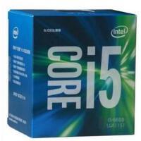 【支持礼品卡】英特尔(Intel 酷睿i5-6600 14纳米 Skylake架构散片CPU处理器 (LGA1151/3.3GHz/6MB三级缓