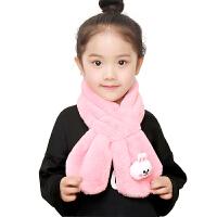 秋冬季新儿童围巾男女童宝宝围脖婴儿保暖小孩围巾